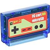 收集多个游戏!! FC闪光灯盒 N8 microSD型 Version2.0 [SRPJ-431890]