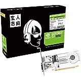玄人志向 NVIDIA GeForce GT 1030 搭载显卡 2GB 单风扇型号 GF-GT1030-E2GB/LP…