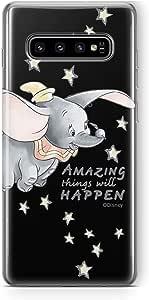 ERT GROUP 原装迪士尼手机套 Dumbo 010 三星 S10 手机壳