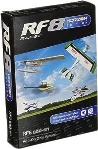 RealFlight RF8 Horizon 业余爱好版 RF8 HHE Add-Ons Only