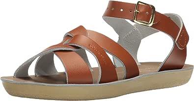 盐水凉鞋来自 Hoy 鞋儿童 ' sun-san swimmer 平底凉鞋