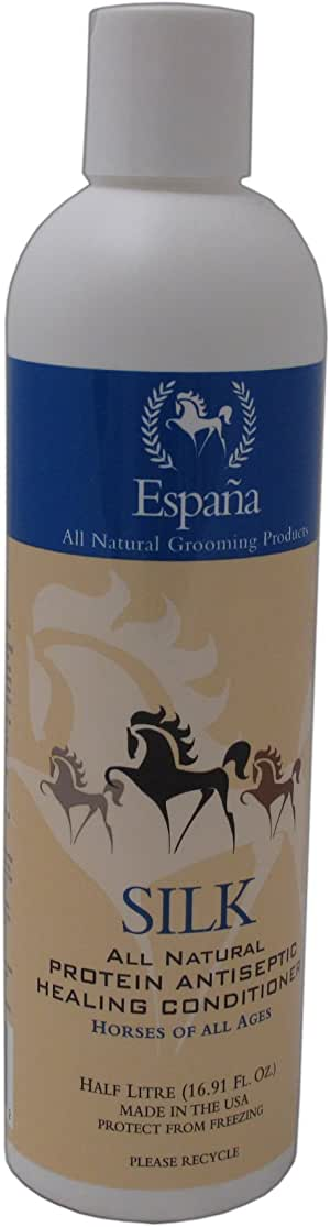 Espana Silk 特别*丝质蛋白*护发素 .5L-16.91Oz