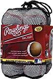 Rawlings 官方联盟休闲级棒球,OLB3(3 只装或 12 只装)