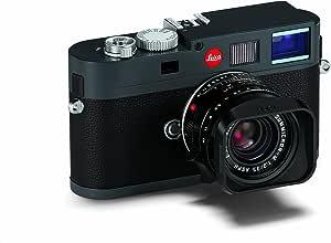 Leica 10759 M-E 18 MP 数字测距仪摄像机,带 2.5 英寸 TFT LCD 屏幕 - 仅身体(灰色)