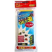 平城商事 防蚊垫 悬挂GET虫迷你(50片装) GT-003