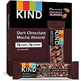 Kind肯德 营养谷物能量棒 黑巧克力摩卡杏仁 12 条