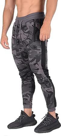 YoungLA 男式慢跑运动裤 紧身运动服 211