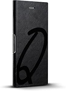 Luxendary 3D 炫酷设计 iPhone X 黑色皮革钱包手机壳 Hickory Black iPhone X
