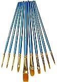 Artlicious - 蓝色刷 10 Piece Set BRUSHES unknown