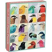 Galison Avian Friends 拼图 Avian Friends 多种颜色