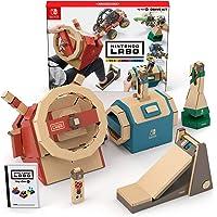 任天堂 Nintendo Labo Toy-Con: Vehicle Kit-Switch 駕駛套裝 (無亞馬遜限定配件 , 需要配合switch主機)