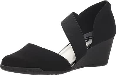Anne Klein 女士 Tara 坡跟鞋