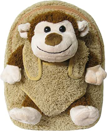 Kreative Kids Plush Animal Backpack