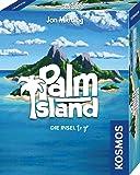 KOSMOS 741716 – 棕榈岛,岛途中,可单手玩耍,纸牌游戏,适合1至2名10岁以上玩家