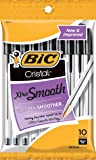 BIC Cristal Stic Ball Pen, Medium Point (1.0 mm)