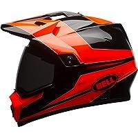 BELL 头盔 MX-9 Adventure MIPS Stryker Flo 橙色/黑色