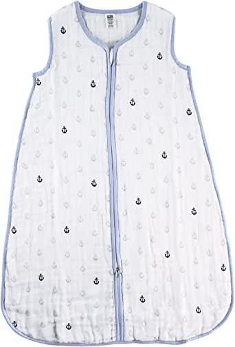 Hudson Baby Muslin Sleeping Bag