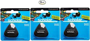 Prismacolor Scholar Pencil Eraser (Pack of 3)
