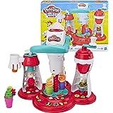 Play-Doh 厨房系列 旋转甜点制造机 小麦粉黏土 E0102 正品 アイスクリームメーカー