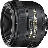 Nikon 尼康 AF-S 50mm f/1.4G自动对焦镜头 镜头