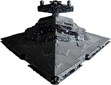 Bandai Hobby Star Wars 1/5000 星际驱逐舰(战斗模型)限量版 星球大战
