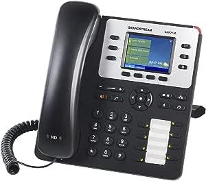"Grandstream 企业 IP 电话 GXP2130(2.8"" LCD,POE,含电源)"