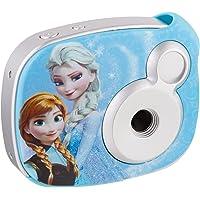 Disney 冰雪奇缘 2.1mp 数码相机,1.5 英寸 LCD 预览屏幕