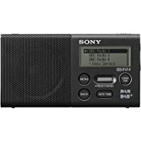 Sony 索尼 XDR-P1DBP 袖珍收音机(DAB/DAB+,20小时电池续航)