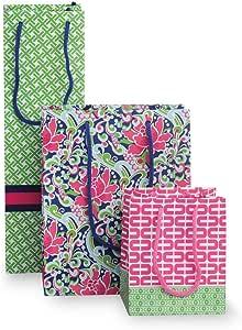 Boston 国际6支装 roseanne BECK 礼品袋 Kate Kelly Pink 中