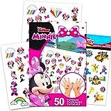 "Disney 米妮老鼠纹身派对礼品套装(50 只迪士尼""Best Friend""临时纹身,印有米老鼠、米老鸭、唐老鸭等)"