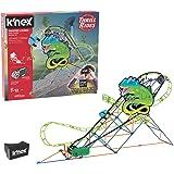 K'NEX Thrill Twisted 蜥蜴滚轮 带 Ride It App 积木套装 (Pieces 403)