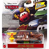 Disney 汽车总动员 95 Mater 粉丝*爱压铸 1:55 比例