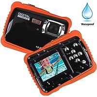Smyidel 防水迷你儿童相机高清 12MP HD 3M 水下游泳数码摄像机 32G SD 卡闪存 2.0 英寸 LC…