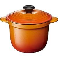 鲁克鲁塞 Kotte 艾薇 18 搪瓷锅 2L 橙色 2L