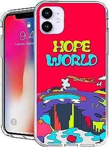 纯净透明防刮运动手机壳 iPhone 手机壳 Hope World iPhone 11