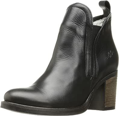 Bos. & Co. 女士带饰踝短靴 Black Miami Leather 40 EU/9-9.5 M US