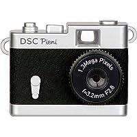 Kenko 数码相机 DSC Pieni 131万像素 可拍摄视频·静止图像 黑色 DSC-PIENI-BK