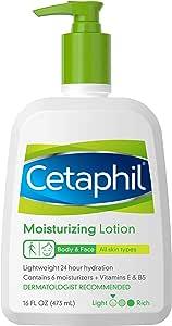 Cetaphil 丝塔芙 保湿乳液 V2 16盎司