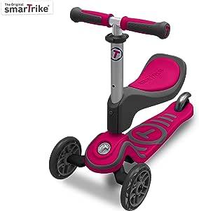 Scooter by smarTrike 202-0200 儿童滑板车 粉色