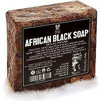 Best Raw 有机非洲自然黑发剂,适合**、艾塞马、干性皮肤、皮瘤和*痕。 * *,从加纳进口 - 453.59 千克(453.59 克)