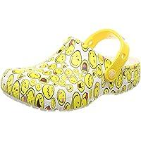 Crocs 卡骆驰男童和女童微笑脸洞鞋