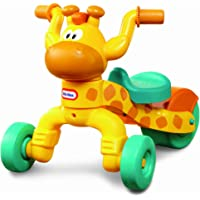 Little Tikes 小泰克 婴幼儿童车系列 长劲鹿脚踏车 MGAC627170MXX1