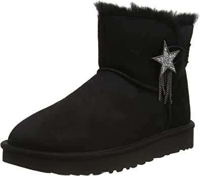 UGG Mini Bailey Star 女靴
