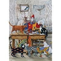 Heidi 拼图 - My Colorful World 1500 片装儿童*拼图 - 85.09 x 59.94 厘米 - 土耳其进口