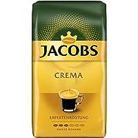 Jacobs 专业烘焙 Crema 咖啡全豆 1kg