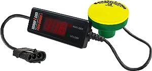 Sensor-1 GPS Speed Sensor with In-Line Digital Read Out 黄色/绿色