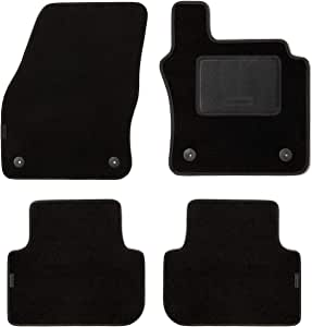 MICHELIN 730-2087 脚垫 带小脚跟垫和黑色比例装订 (Durban) 定制