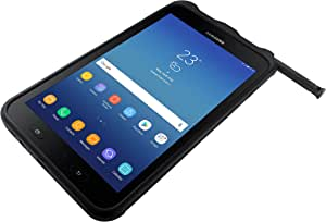 "Samsung SM-T397UZKAXAA Galaxy Tab Active2 8"" 16 GB LTE (USLOCKED) 坚固型平板电脑,黑色SM-T397UZKAXAA Tab Active2 (LTE)"