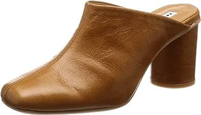 [Fley Eye] 薄纱 气缸鞋跟薄纱 FWGS181318 米色 23.5 cm