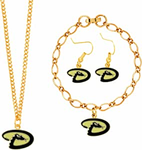 MLB Arizona Diamondbacks Jewelry Set